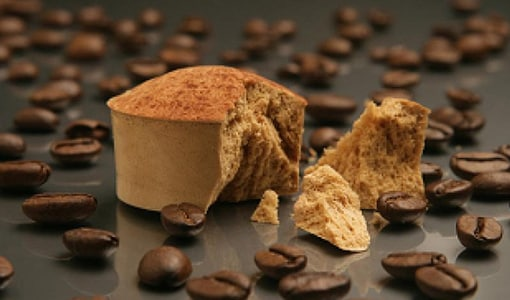 CAPPUCCINO BITE FOR SPACE MISSION