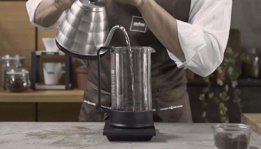 PLUNGER O FRENCH PRESS