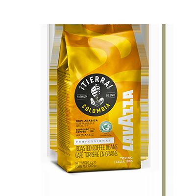 ¡Tierra! Colombia 100% Arabica Espresso - Coffee Beans ...