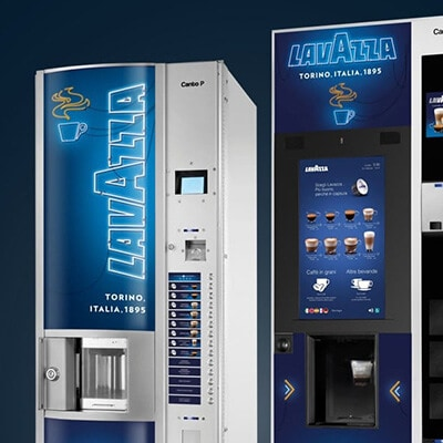 Lavazza Blue Coffee Vending Machines Lavazza