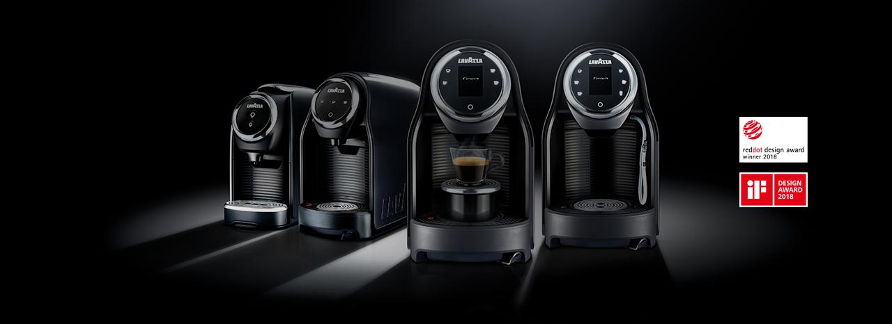 Caffè, Macchine e Distributori Automatici | Lavazza