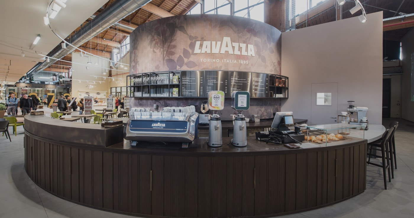 Lavazza a F.I.CO Eataly World