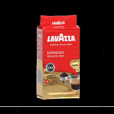 Caffè Macinato: le Miscele per Moka ed Espresso | Lavazza