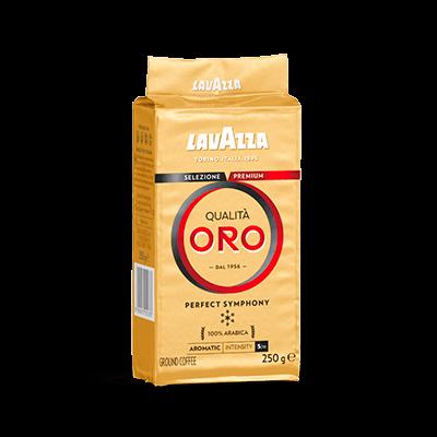 Ground Coffee for Moka Pot Qualità Oro | Lavazza