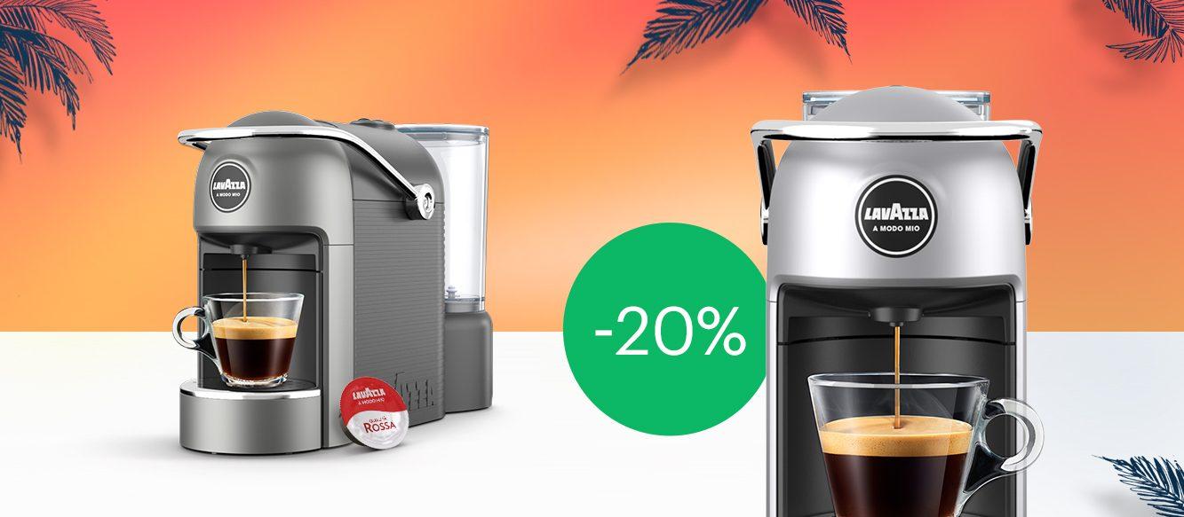 Lavazza A Modo Mio Jolie Plus Offerta -20%
