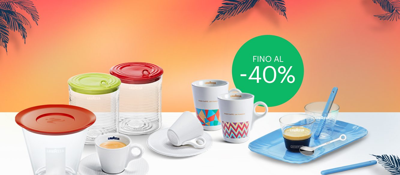 Lavazza Accessori fino -40%