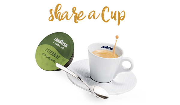 Lavazza Share a Cup